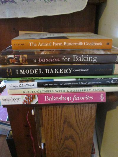 Cookbooks carol 2
