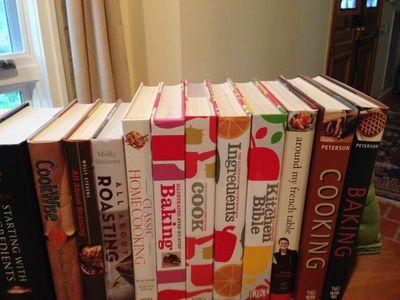 Cookbooks mary 7