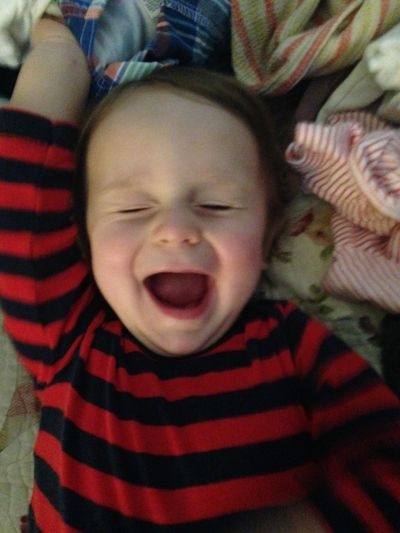O giggling in sleep 2