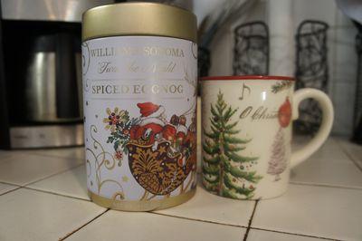 Advent tea joy 4