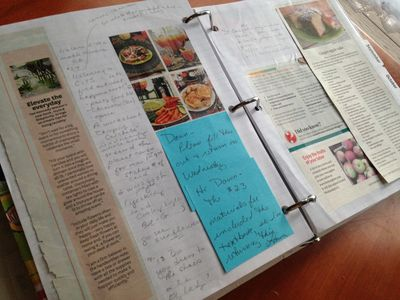 Domestic journal 6