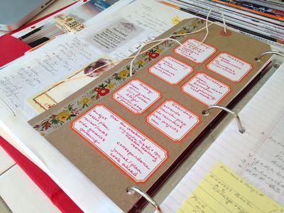 Journal workspace 4