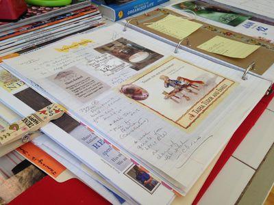 Journal workspace 7