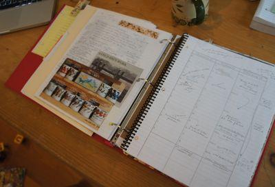 Journal vs planner 1
