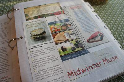 Journal binder 7