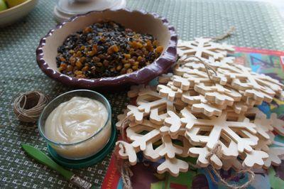Seed snowflake 9