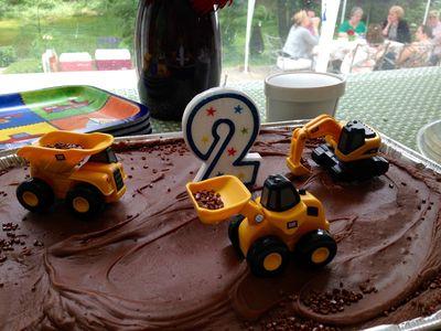 O party 15