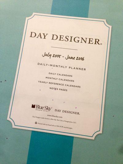 Dayplanner 5
