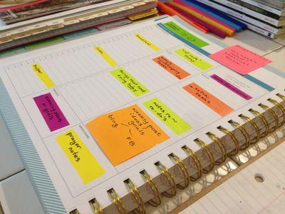 Dayplanner 6
