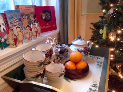 Advent tea magic 9