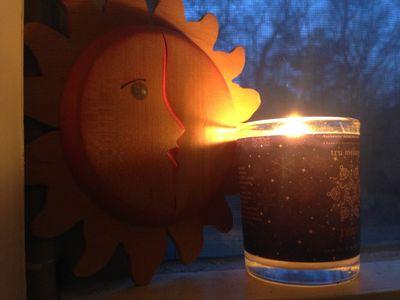 Advent tea winter 24