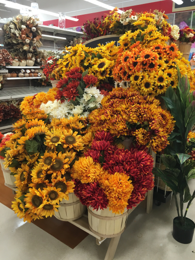 Fall at michaels