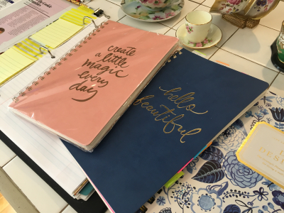 New notebooks