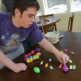 Good Friday Egg Hunt - Working out the Clues!