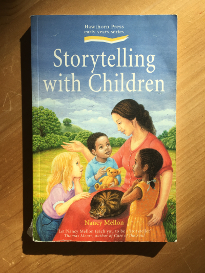 Storytellingn with childrne