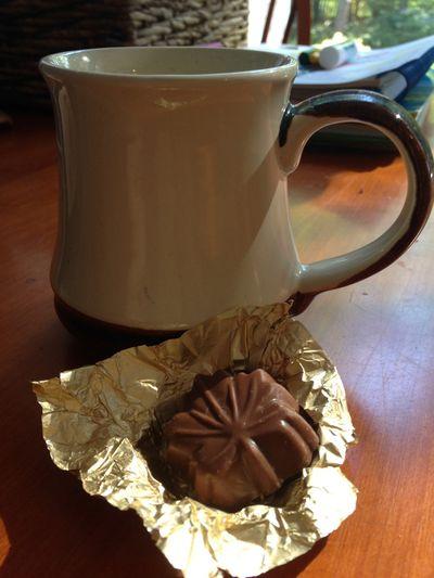 Autumn chocolate