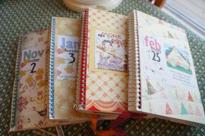 Journal binder 2