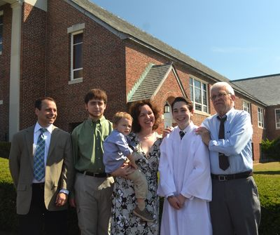 Jacks confirmation 14