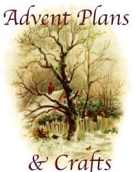Advent Plans & Crafts Button