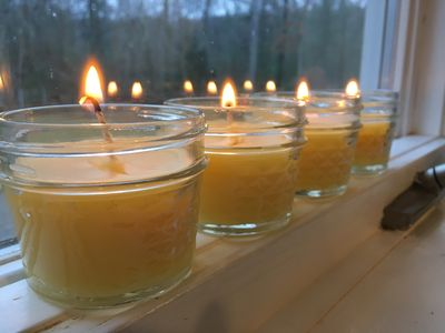 Candles 9