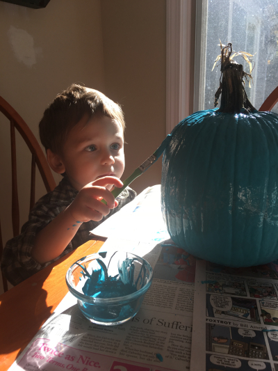 O and teal pumpkin 1