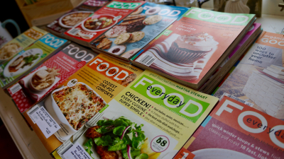 Everyday food mags