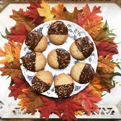 Autumn equinox cookies