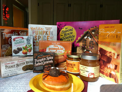 Pumpkin goodies
