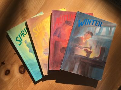 Kindergarten books brighter