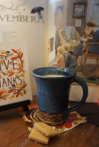 November tea 13