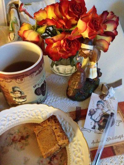 November tea 16