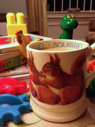 Squirrel mug 1