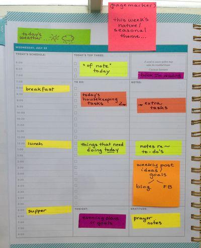 Dayplanner 7