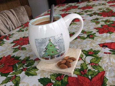 Advent tea magic cath 2