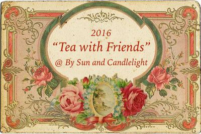 Tea with Friends button 2
