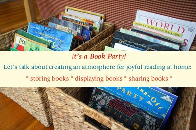Book party baskets 3