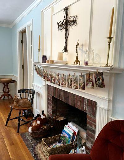 Lenten altar 2