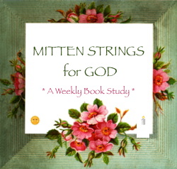 Mitten Strings for God new button