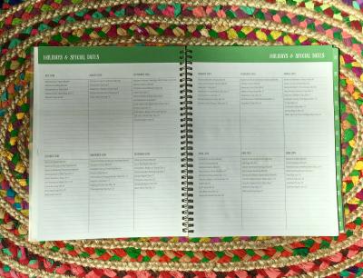Teacher planner 2