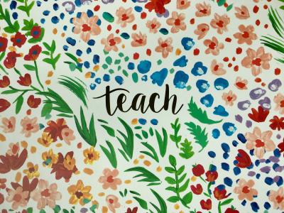 Teacher planner 1