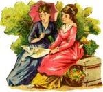 Twowomenreading