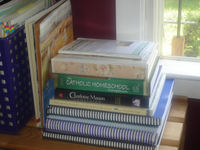 Homeschool_books